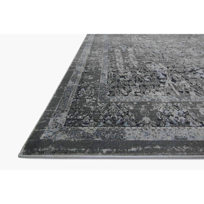 Magnolia Home Everly VY-08 Grey / Grey Area Rug