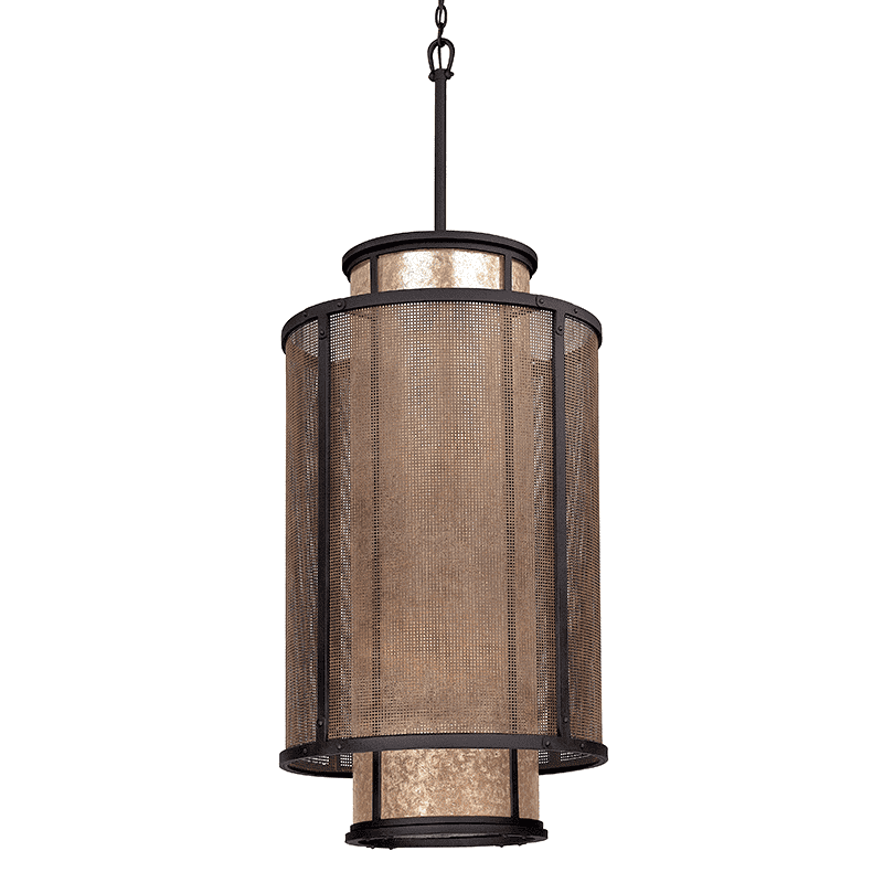 Copper Mountain 8Lt Pendant Entry Copper Mountain Bronze