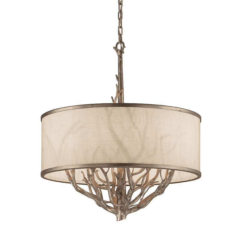 Whitman 6Lt Pendant Medium Vienna Bronze
