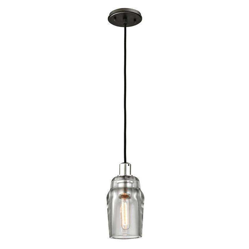 Citizen 1Lt Pendant Mini Graphite And Polished Nickel