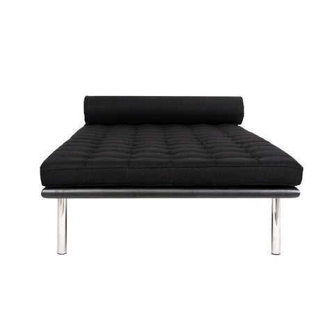 Bartha Daybed - Black Fabric [new product]