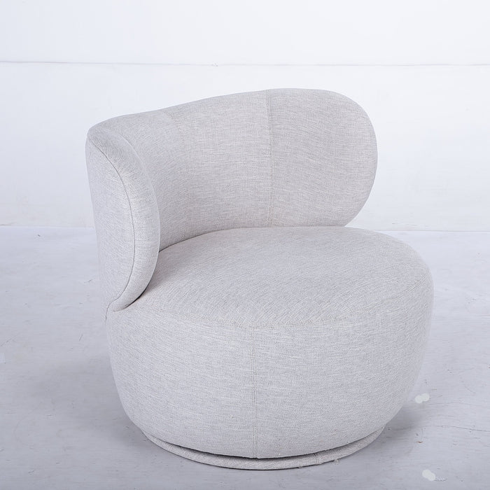 Bun Swivel Chair
