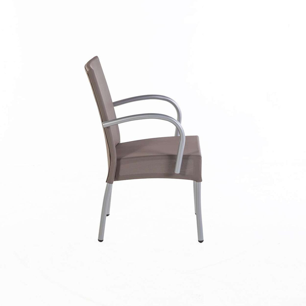 Modern Duce Dining Armchair - Outdoor