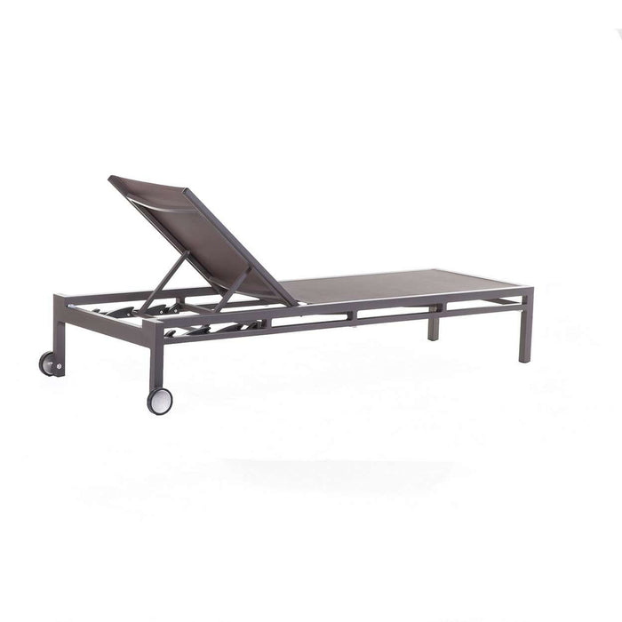 Modern Dalla Outdoor Deck Lounger