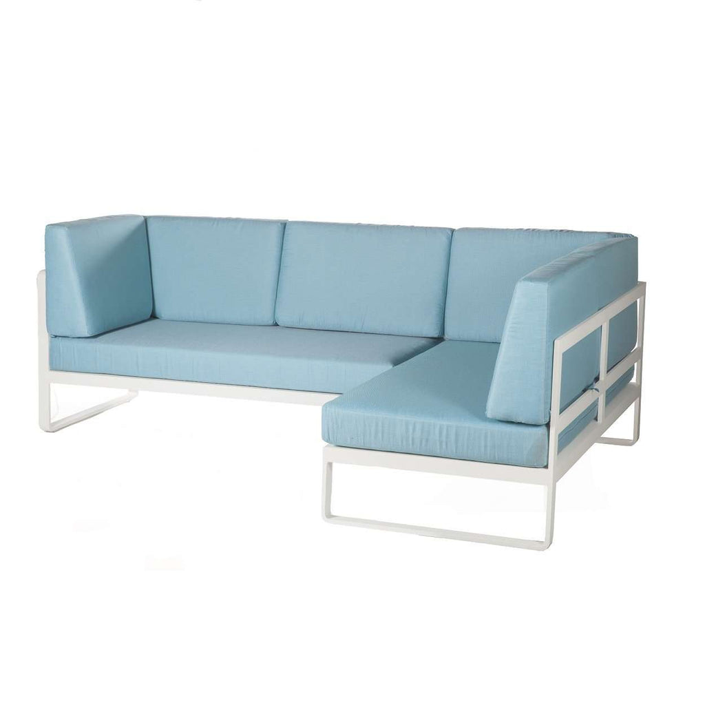 Custom Manhattan Sofa Chaise - Outdoor