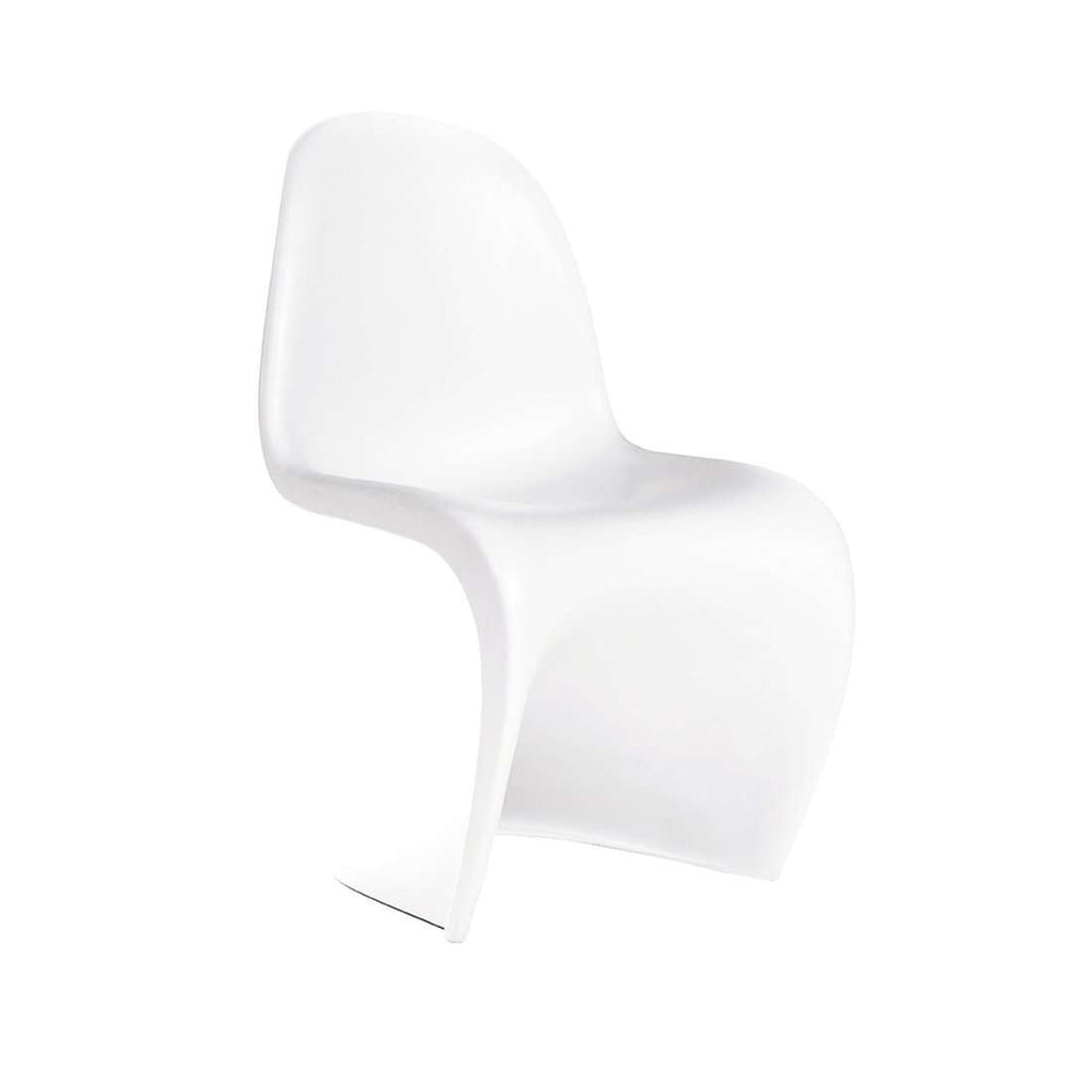 Panton S Chair - White  **PICK UP ONLY** [50gift]