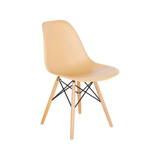 DSW Chair - Natural Wood Legs *PICK UP ONLY* [50gift]