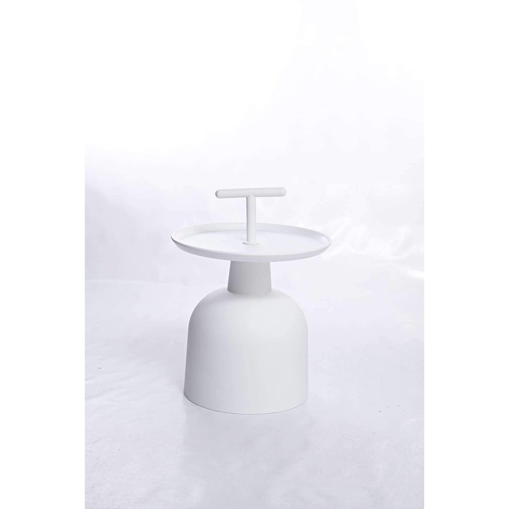 SMART Side Table - White  [new product] free local shipping only*****