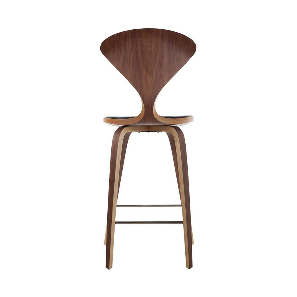 Chern Counter Stool with Leather Seat [new product]