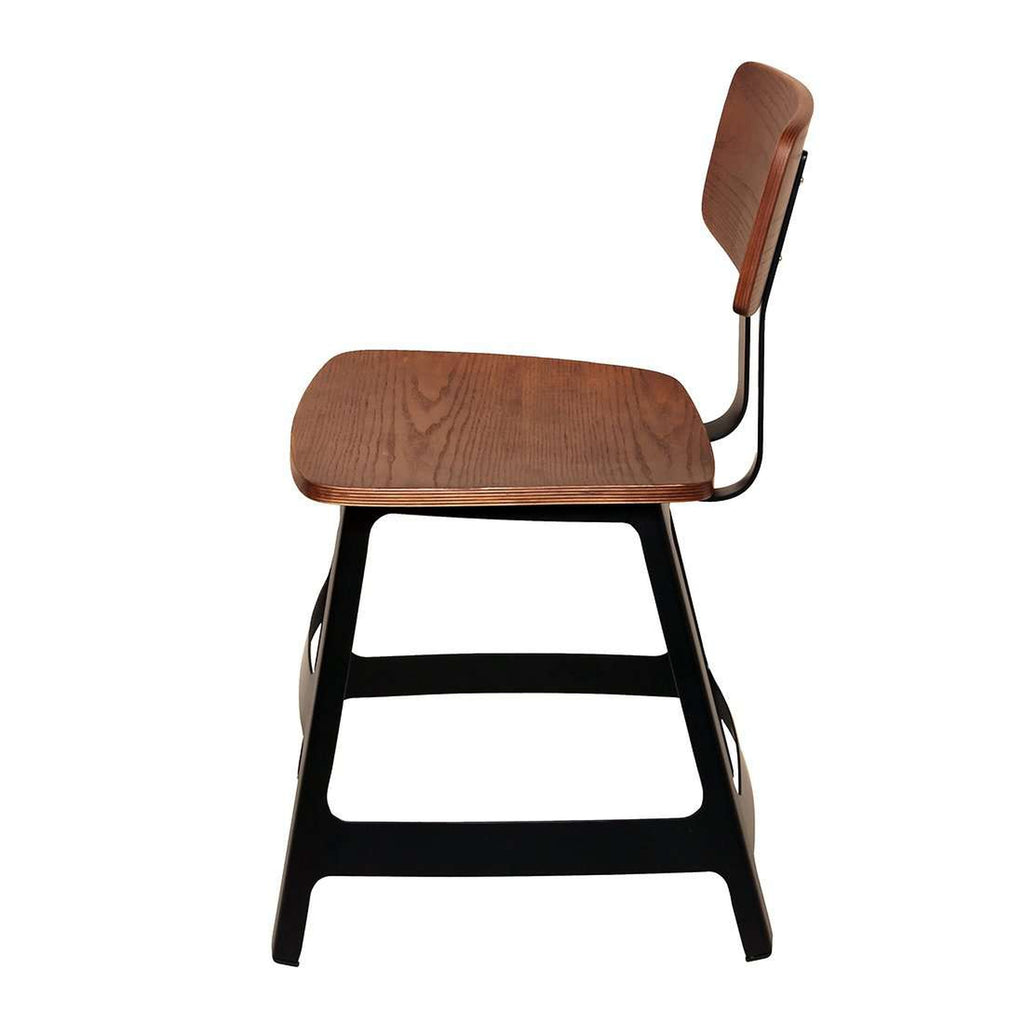 Mid Century Yardbird Dining Chair - Black