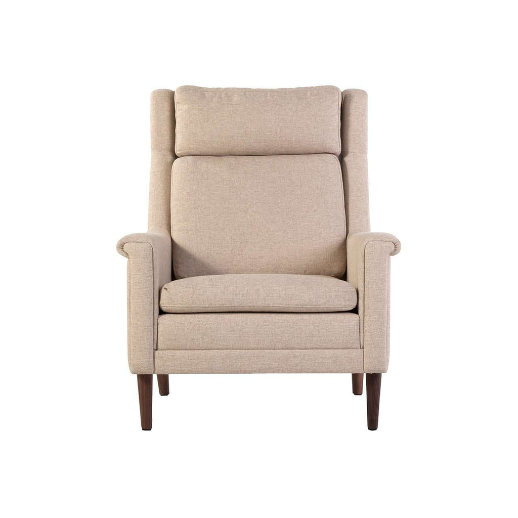 Caraban Highback Lounge Chair [new product] free shipping