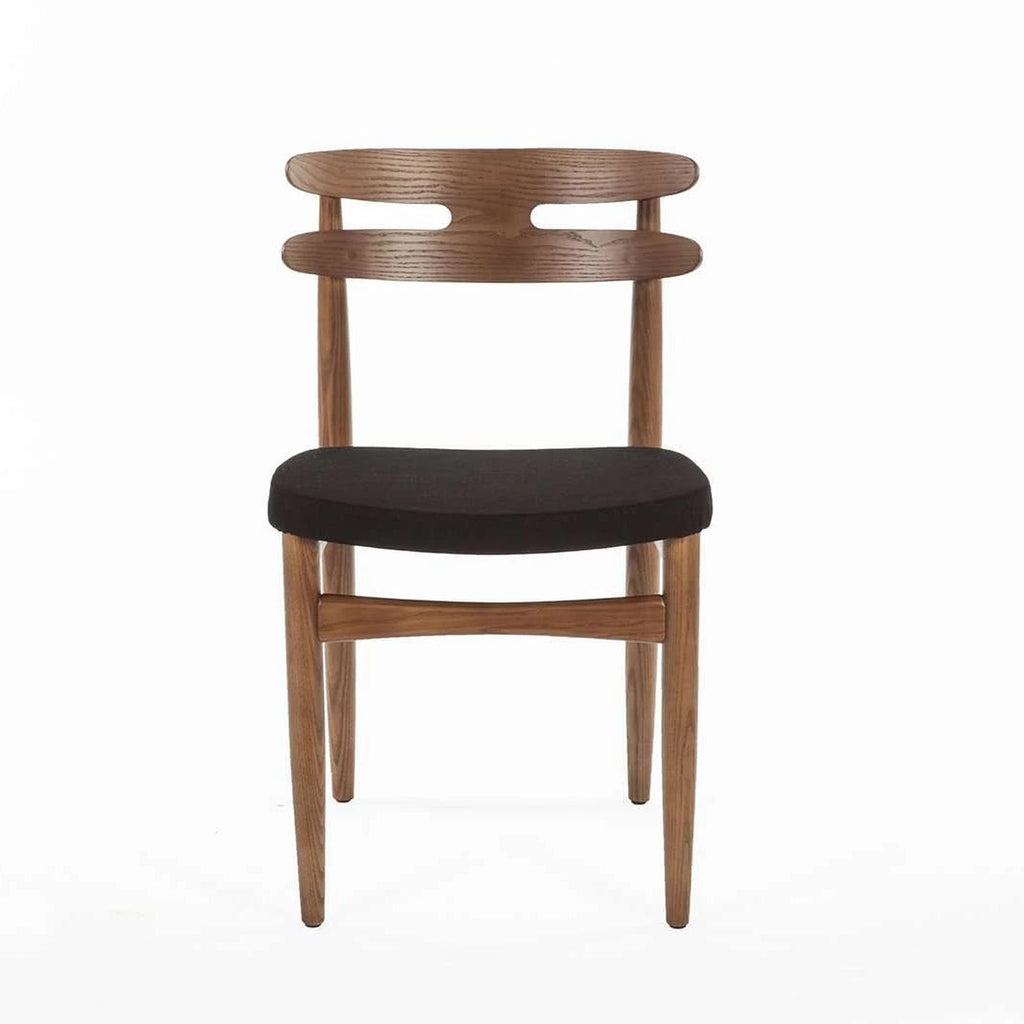 Custom Mid Century Dining Side Chair