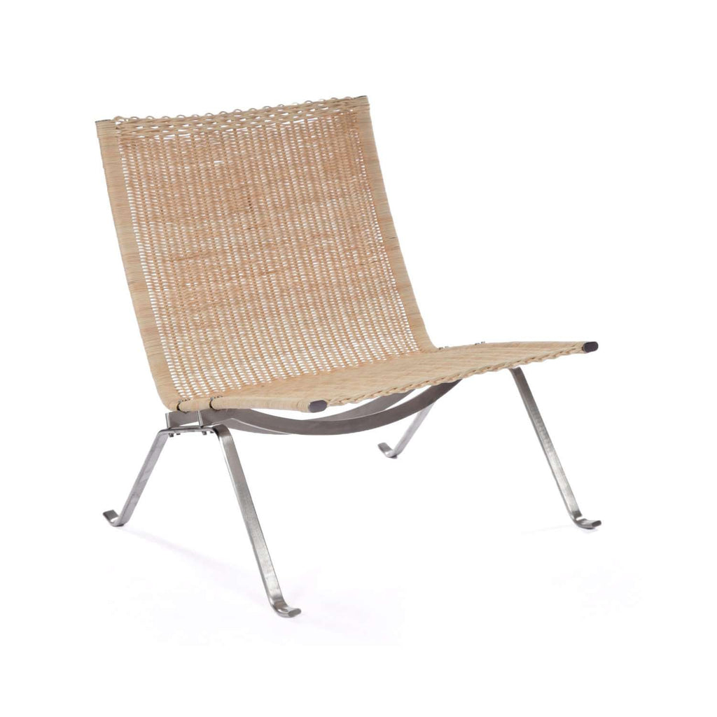 Mid Century Poul Rattan Easy Chair [staff pick]