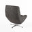 Mid Century Konni Lounge Chair - Black