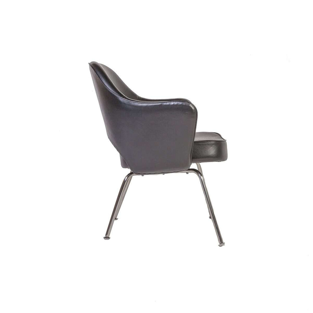Executive Arm Chair - Black