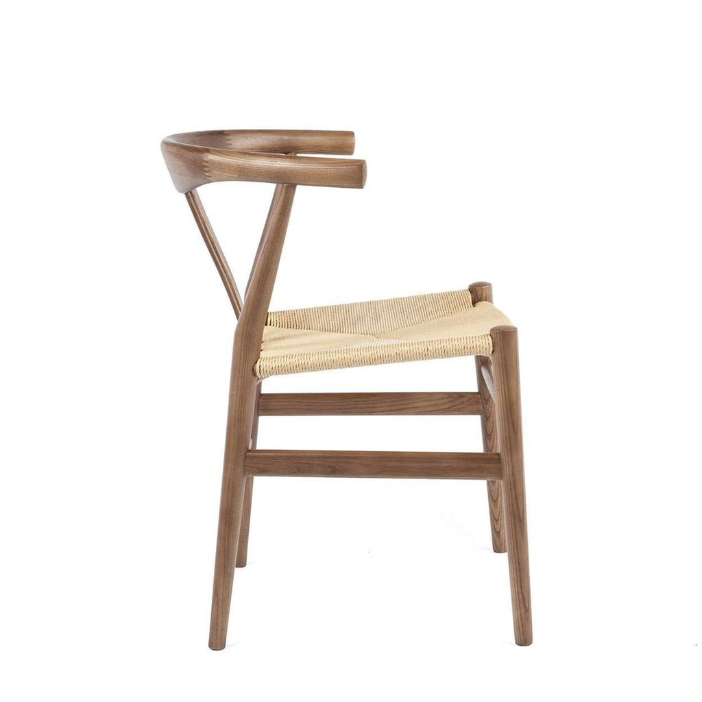 Keefer Arm Chair - Walnut  [new product] *free local shipping only*****