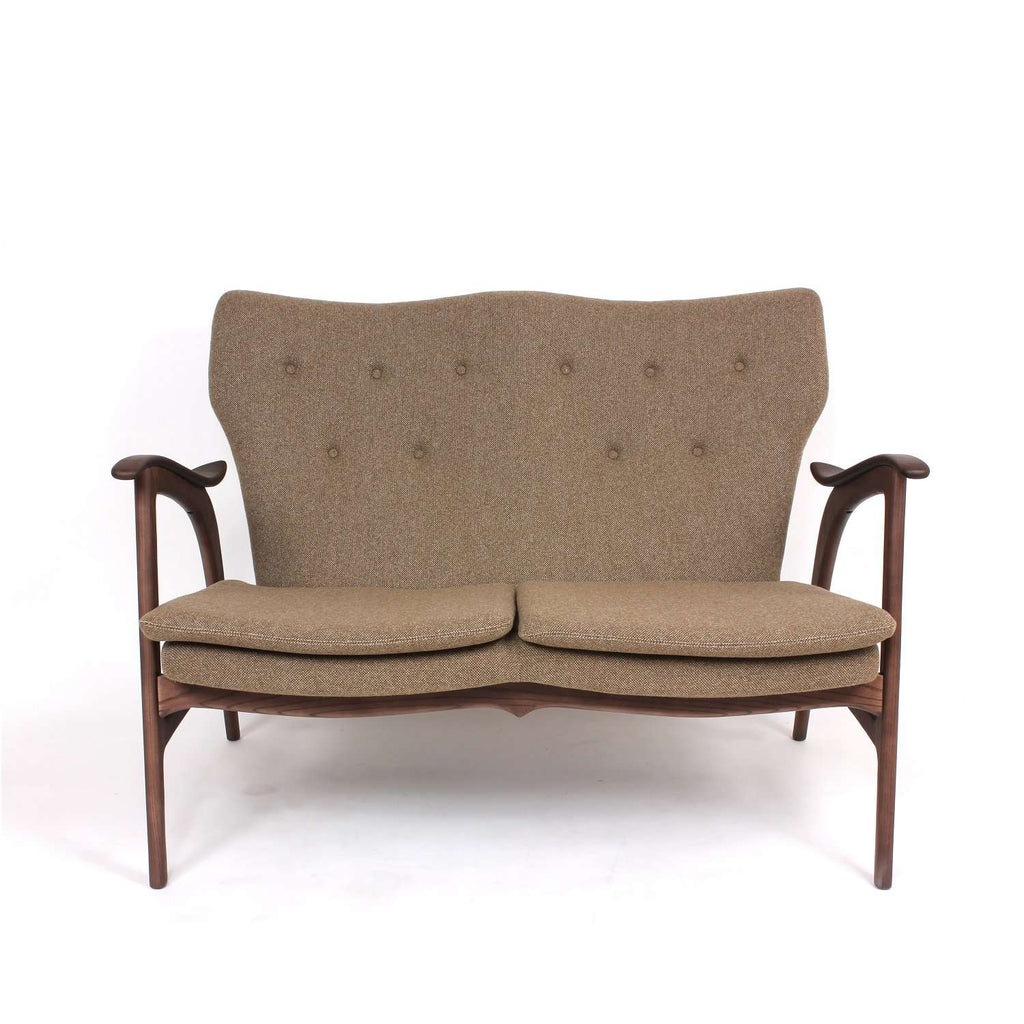 Mid Century Vegner Loveseat *free local shipping only****