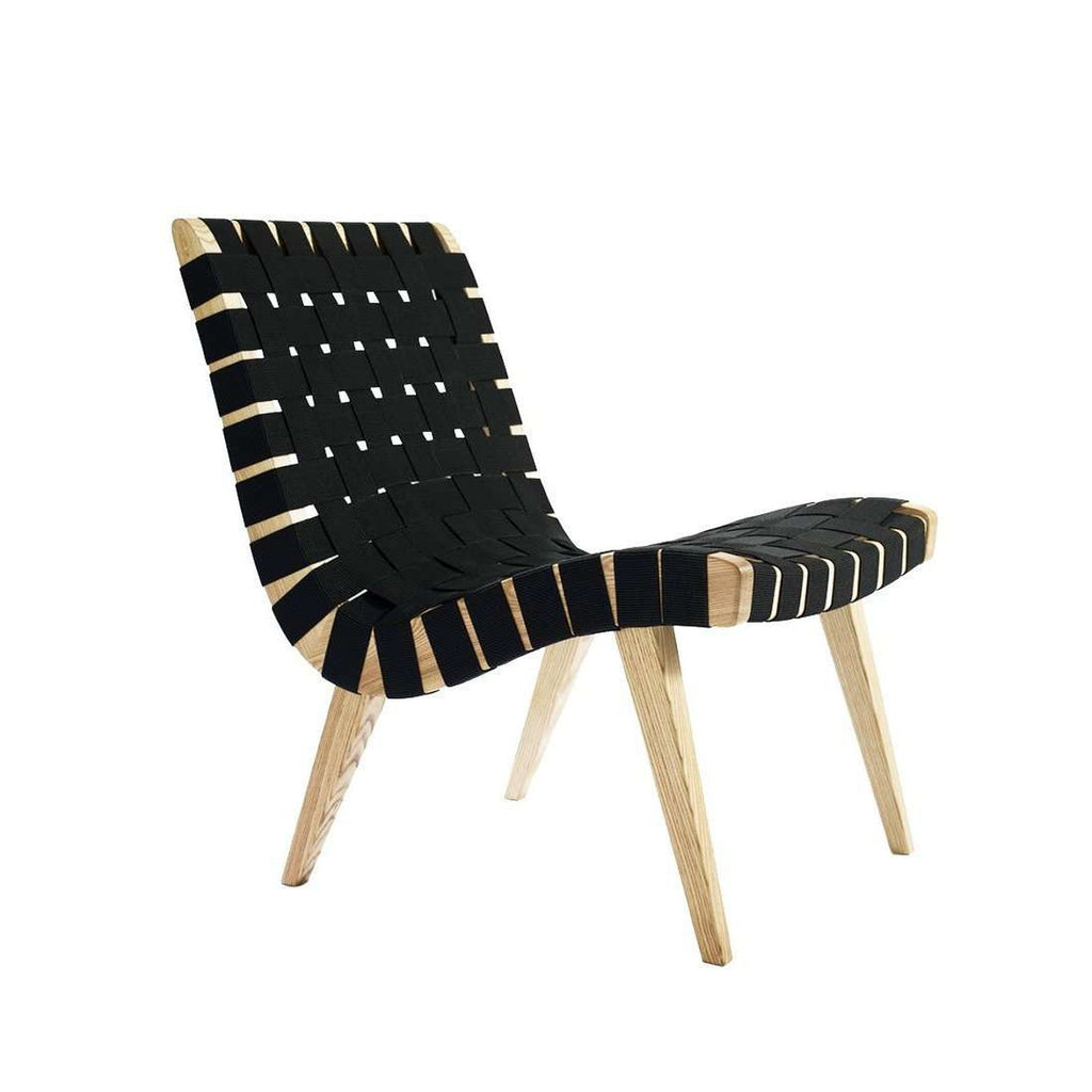 Mid Century Risom Lounge Chair - Black free local shipping only****