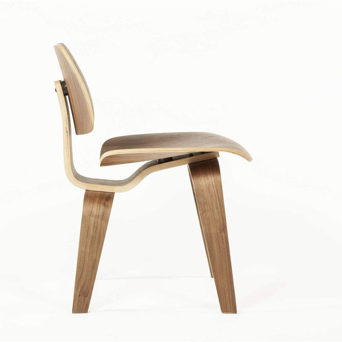 Molded Plywood Dining Chair - Walnut [discontinued]