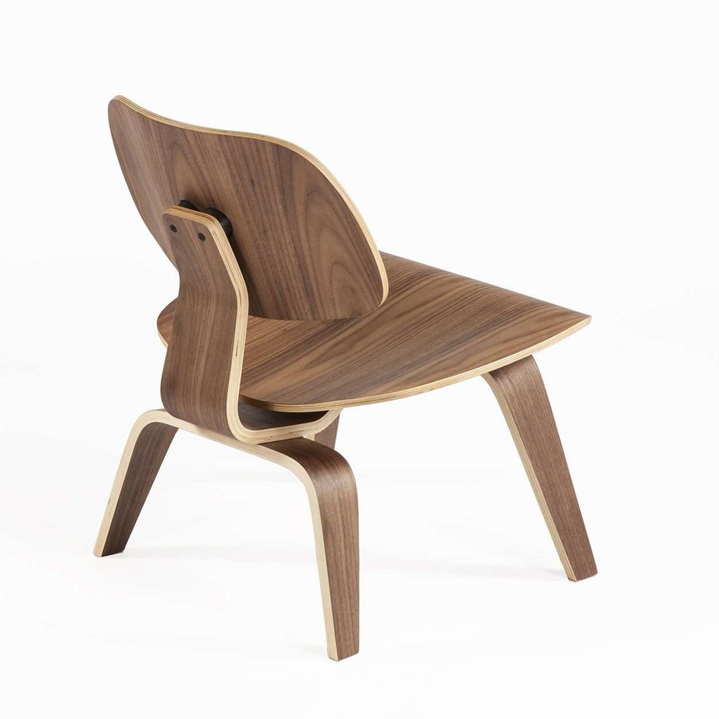 Mid Century Plywood Lounge Chair Wood Base