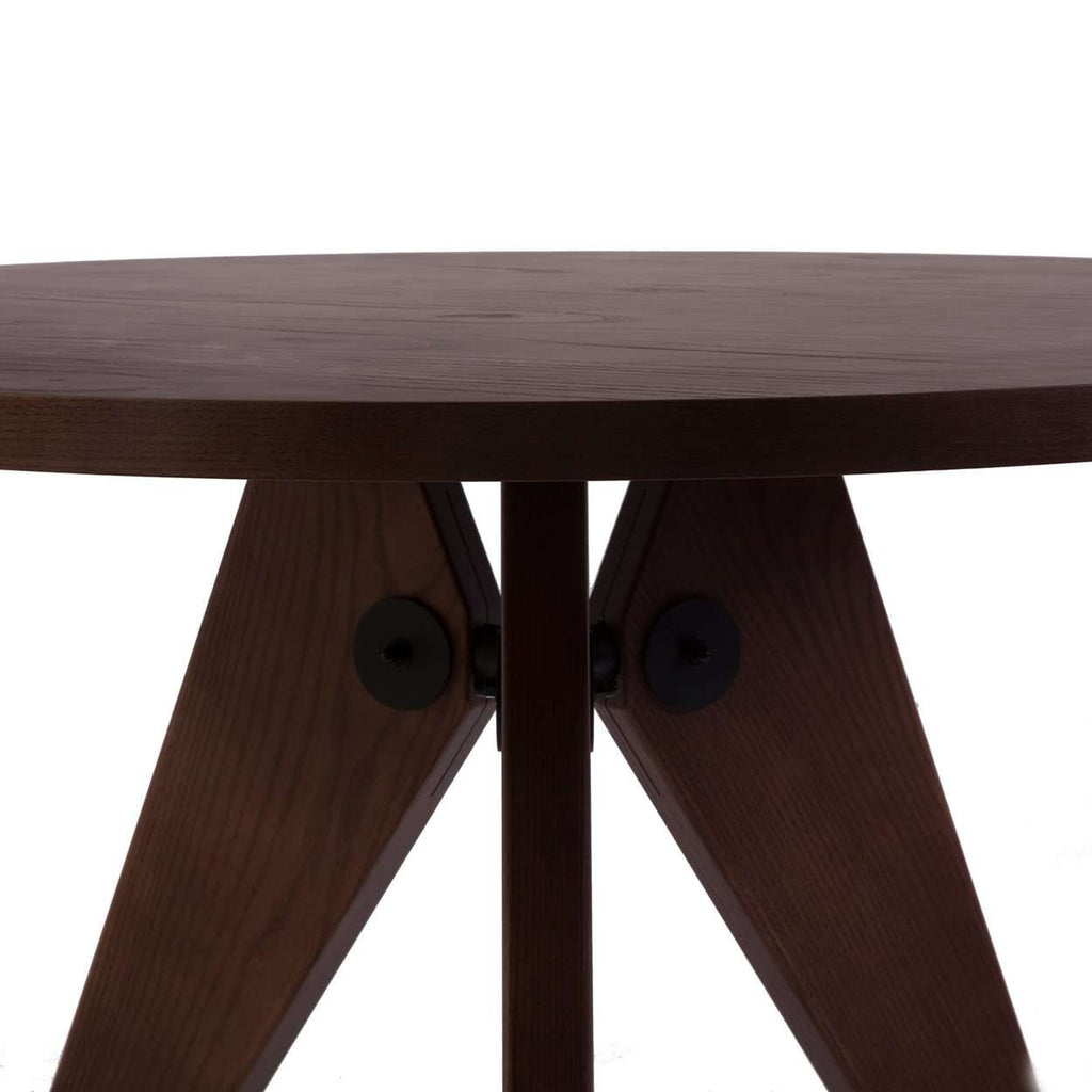 "Gueridon Dining Table - 37"" [staff pick]"