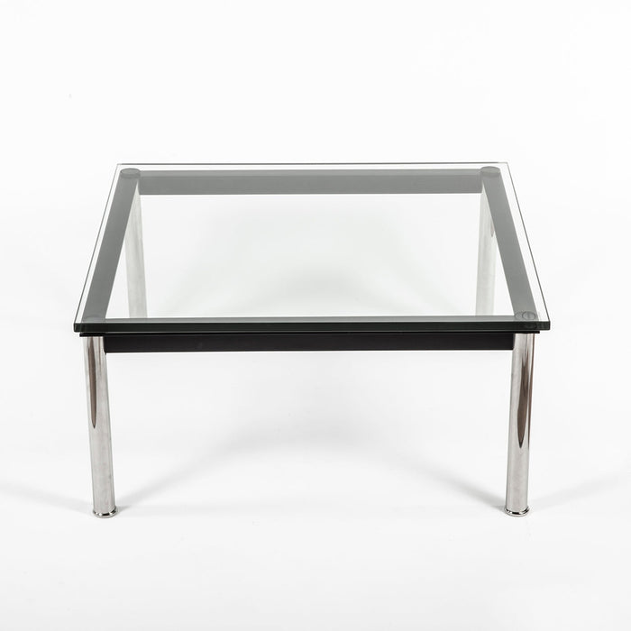 Bauh Square Glass Coffee Table - 27.5""
