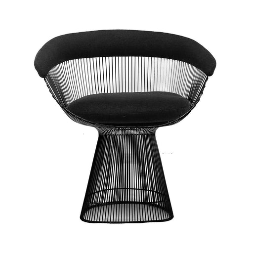 Platner Dining Chair - All Black