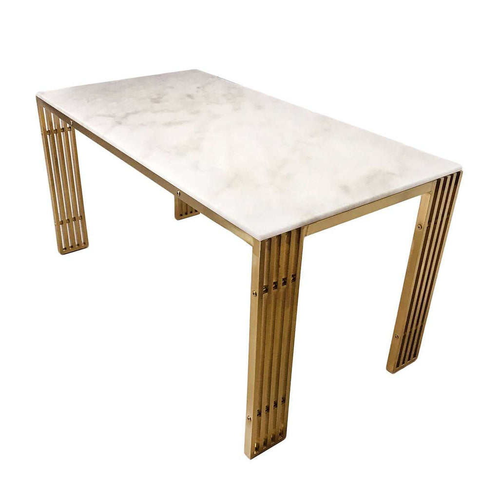 Ailen Dining Table - Marble