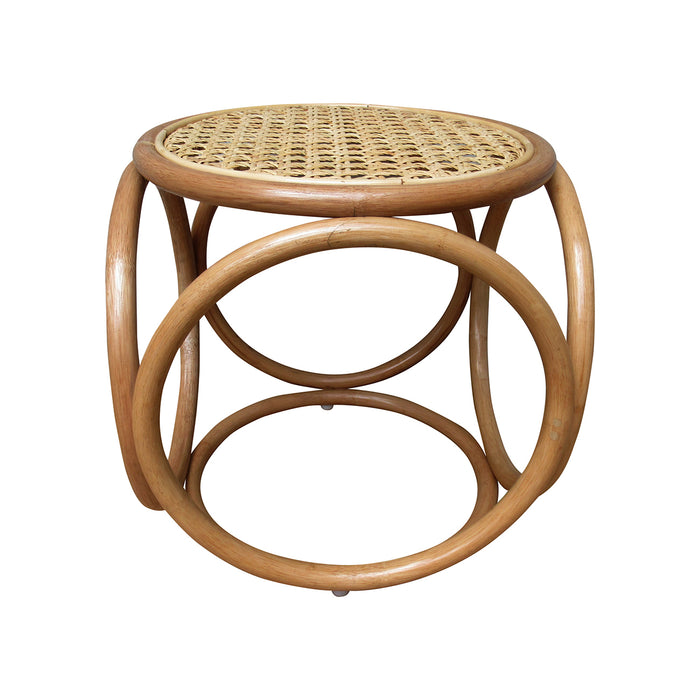 Tropisk Table/Stool with Cane Top