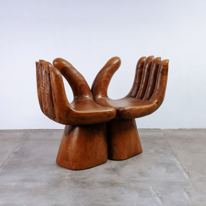 Buddha Helping Hands Chair