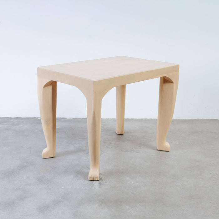 Paw Foot End Table