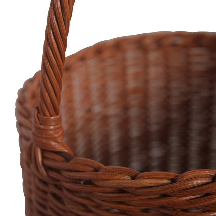 Evelina Tall Woven Umbrella Basket
