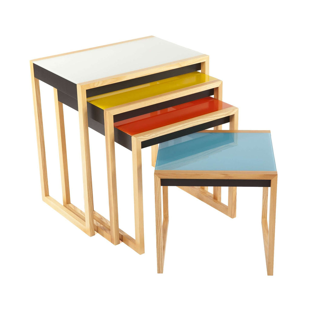 Bauhaus Nesting Tables [staff pick]
