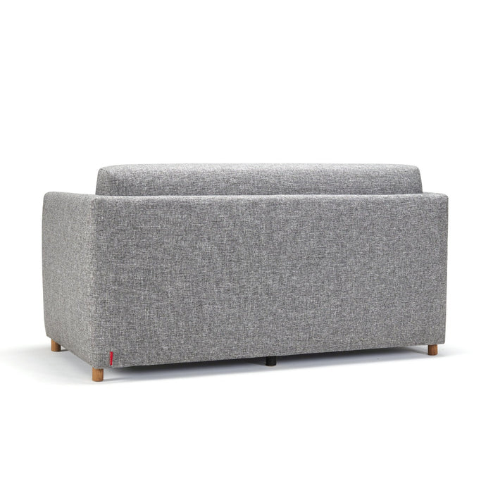 Cubed Sleeper Sofa with Arms