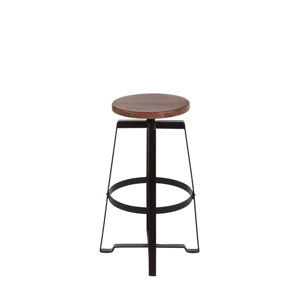 Mid Century Indiana Bar Stool