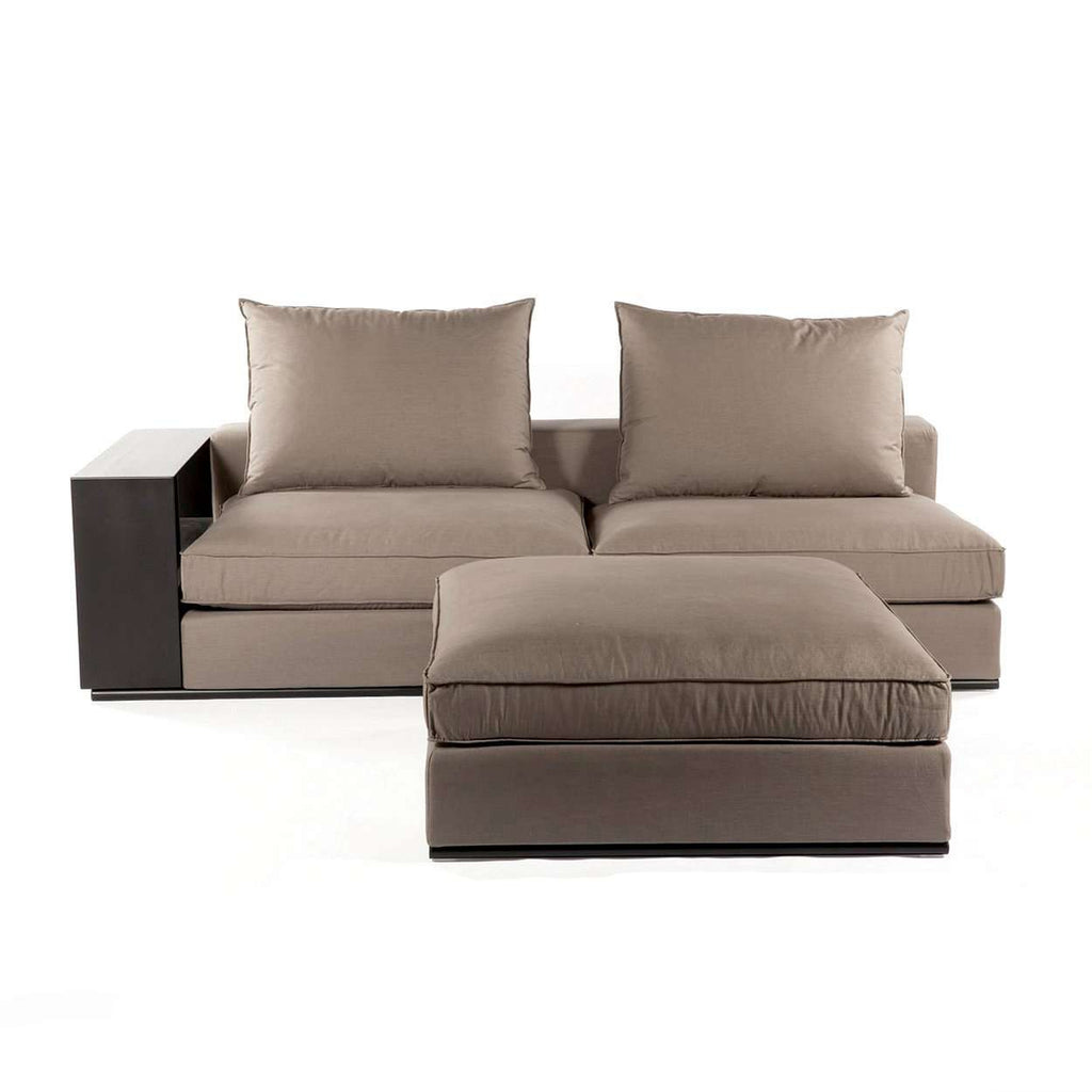 Evonna Sectional Sofa - Grey - [new product] free shipping