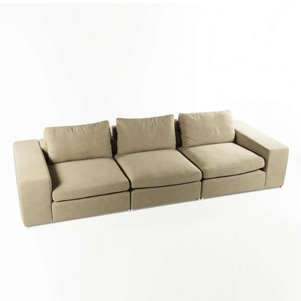 Kinnell Sectional Sofa - Taupe - [new product] *Free Local Shipping Only*