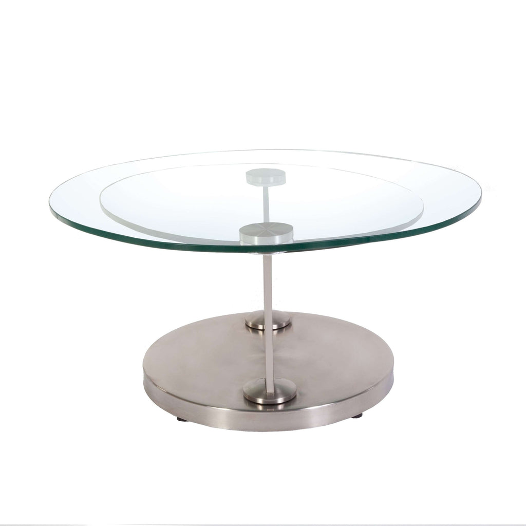 Discus Adjustable Coffee Table