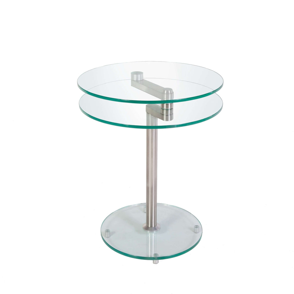 Modern Hoola Motion Side Table