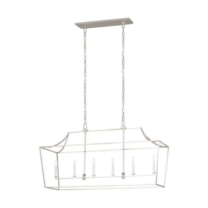 Southold 6 Light Linear Lantern