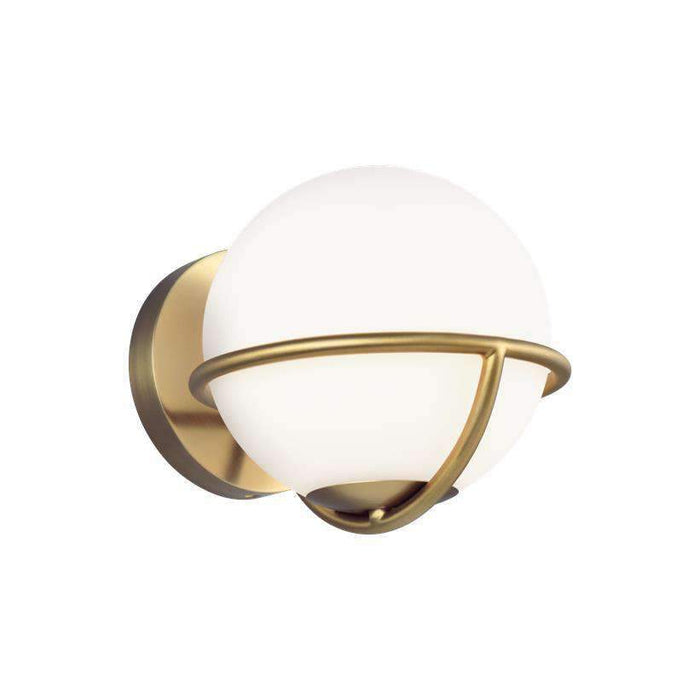 Apollo 1 Light Wall Sconce