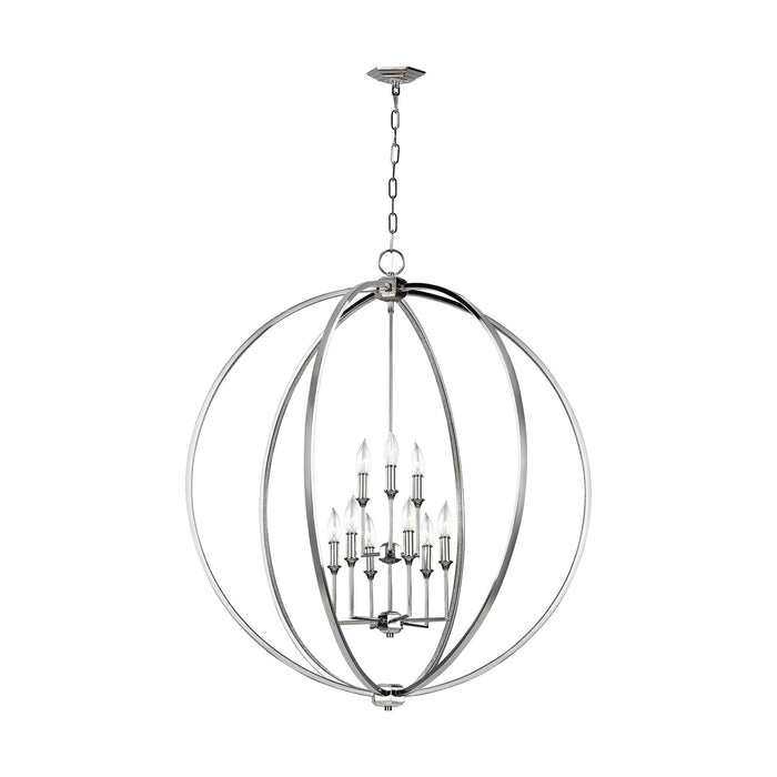 Corinne 9 Light Chandelier
