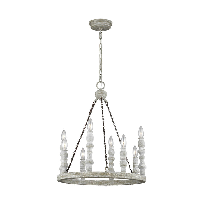 Norridge 8 Light Chandelier