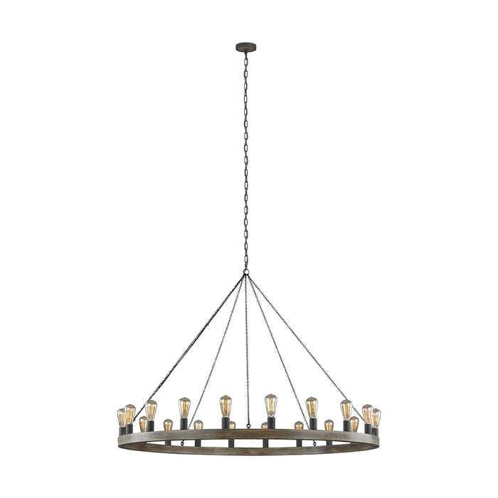 Avenir 20 Light Chandelier