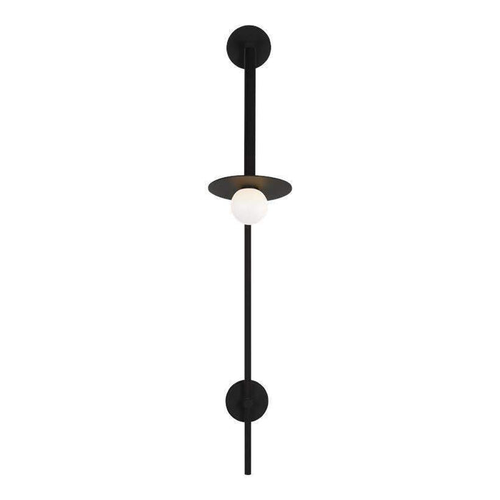 Nodes 1 Light Large Pivot Wall Sconce