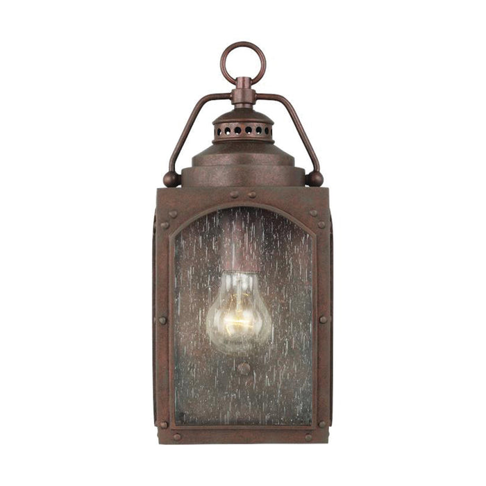 Randhurst 1 Light Wall Lantern