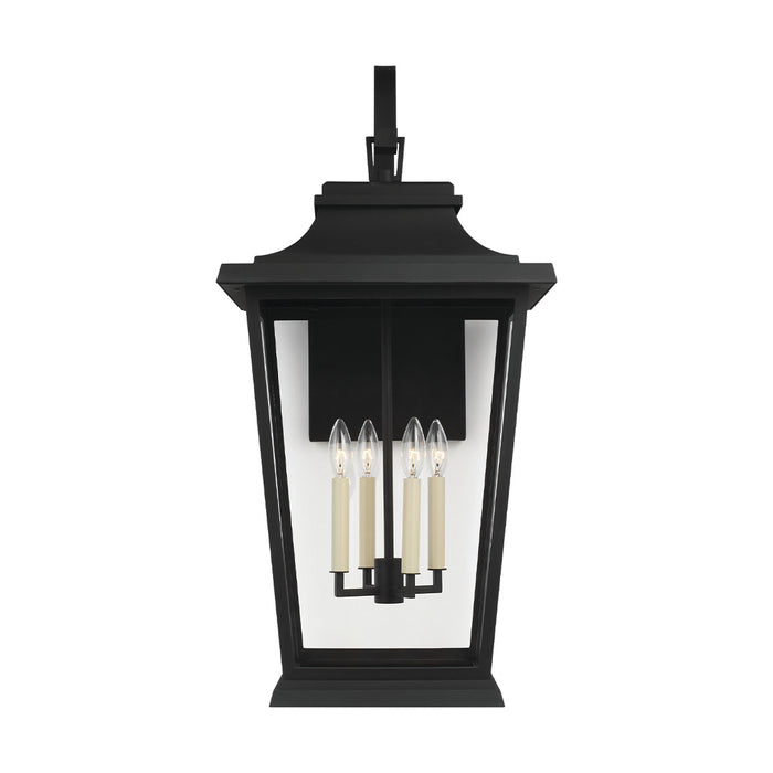 Warren 4 Light Outdoor Wall Lantern