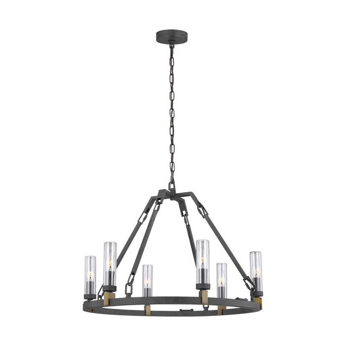 Landen 6 Light Chandelier