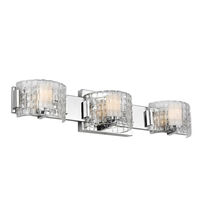 Brinton 3 Light Vanity