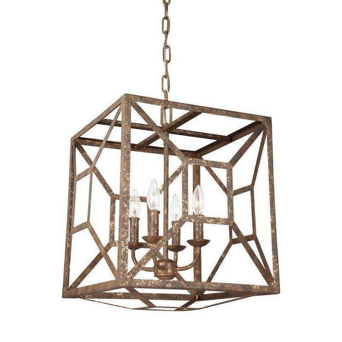 Marquelle 4 Light Chandelier